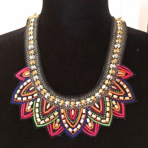 Jewelry - Vintage multicolored necklace